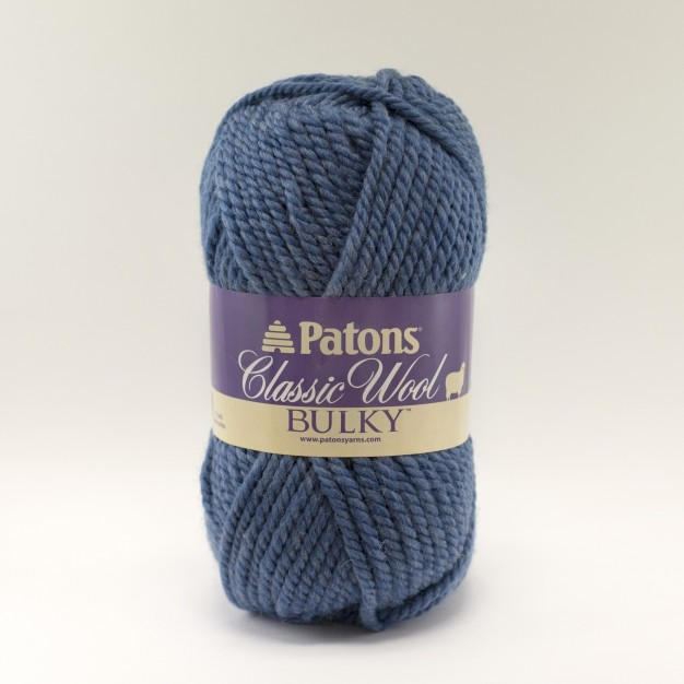 Patons Classic Wool Bulky (5 - Bulky, 100g) - CLEARANCE