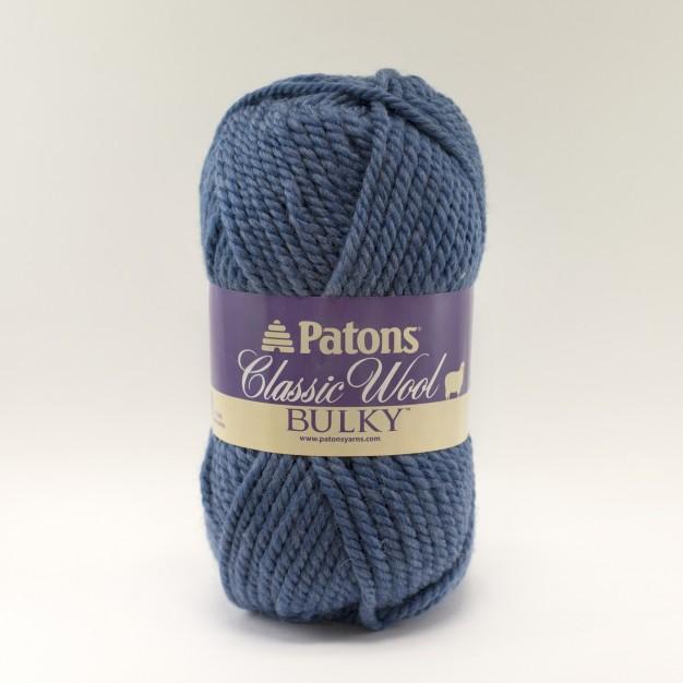 Patons Classic Wool Bulky (5 - Bulky, 100g)