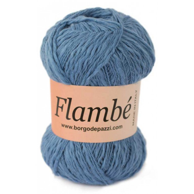 Borgo de'Pazzi Flambe Yarn   ( 3 - Light )