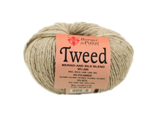 Borgo de'Pazzi Tweed Yarn   ( 3 - Light )