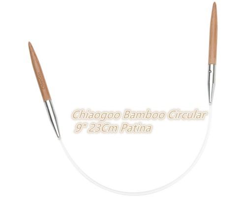 Chiaogoo Bamboo Circular Knitting Needle