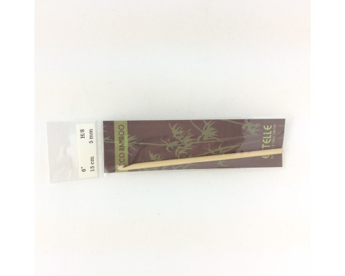 "Estelle Bamboo 6"" Crochet Hook - CLEARANCE"