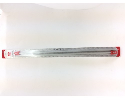 "Red Heart 12"" Single Point Knitting Needle(Grey) - CLEARANCE"