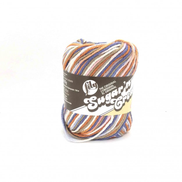 Lily Sugar'N Cream Super Size Cotton Yarn( 4 - Medium,85g ) - CLEARANCE