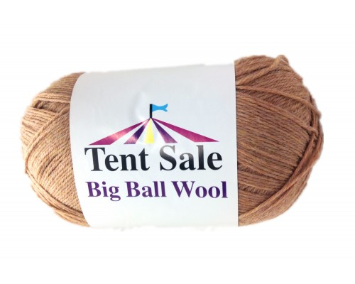 Tent Sale Big Ball Wool (4 - Medium, 454g) - CLEARANCE