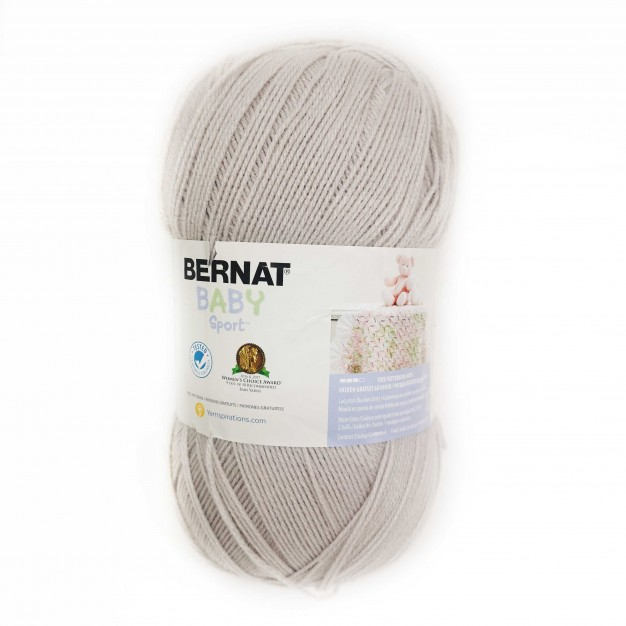 Bernat Baby Sport Yarn (3-Light / 350g/300g/280g ) - CLEARANCE