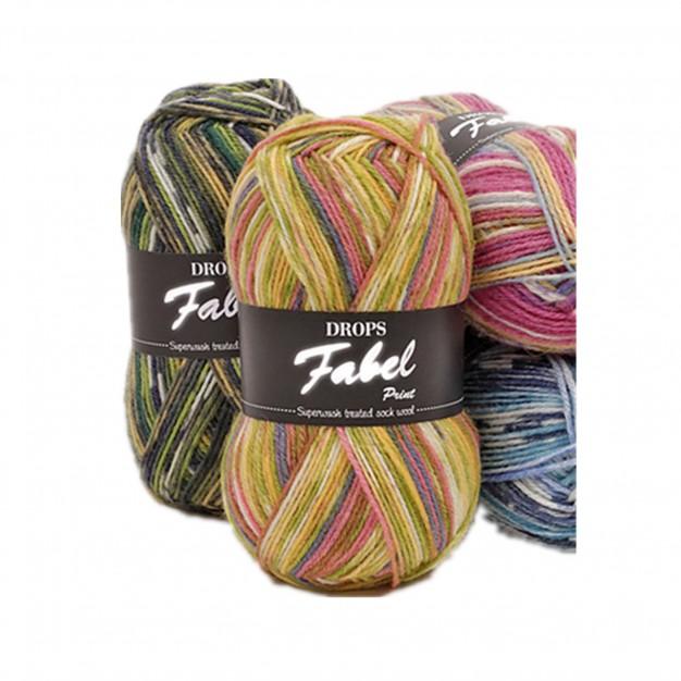 Drops Fabel Yarn