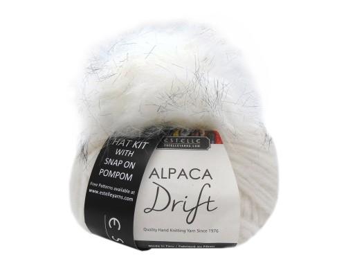 Estelle Alpaca Drift Hat Kit  ( 5-Bulky,130m )