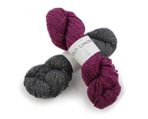 BC Garn Loch Lomond BIO (GOTS) Yarn  ( 4 - Medium , 50g )