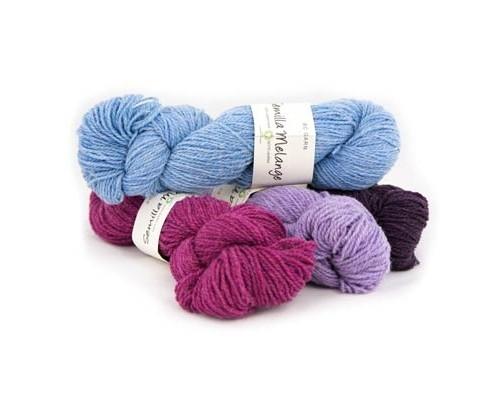 BC Garn Semilla Melange (GOTS) Yarn  ( 4 - Medium , 50g )