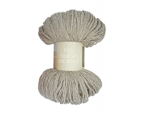 Estelle Eco Andean DK Yarn ( 3 - Light )