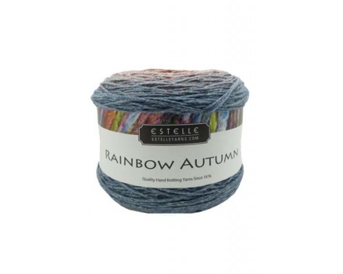 Estelle Rainbow Autumn Yarn