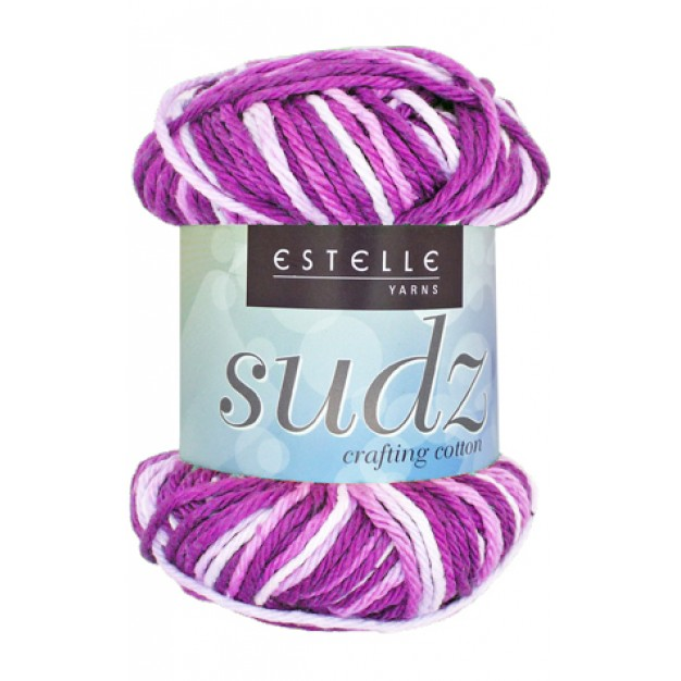 Estelle Sudz Crafting Cotton MultiYarn ( 4 - Medium )