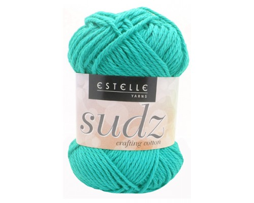 Estelle Sudz Solids Crafting CottonYarn ( 4 - Medium )