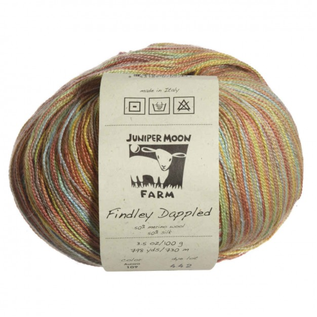 Juniper Moon Farm FindleyDappled Yarn
