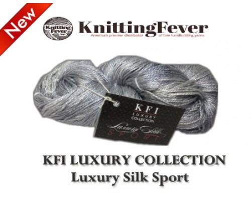Knitting FeverInc Luxury Silk