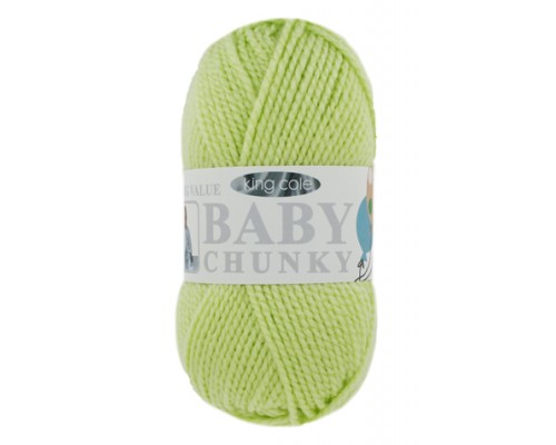 KingCole Big Value Baby Chunky  ( 5-Bulky,100g )
