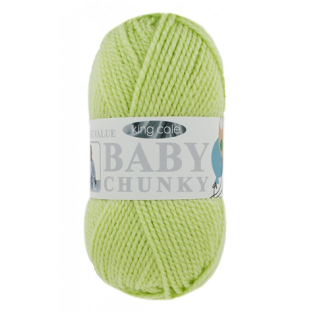 KingCole Big Value Baby Chunky  ( 5-Bulky,100g )