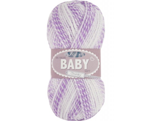 KingCole Big Value Baby Soft Chunky  ( 5-Bulky,100g )