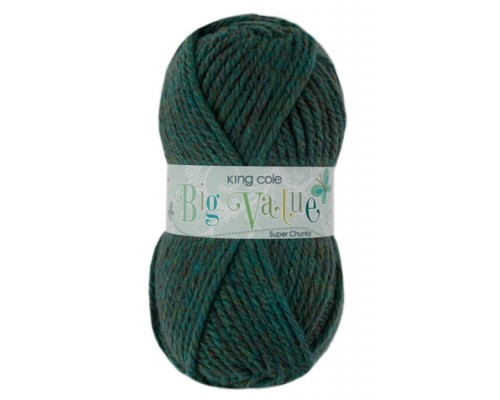 KingCole Big Value Super Chunky ( 6-Super Bulky,100g )