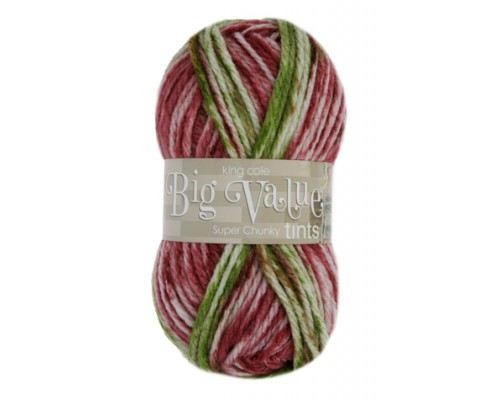 KingCole Big Value Super Chunky Tints ( 6-Super Bulky,100g )
