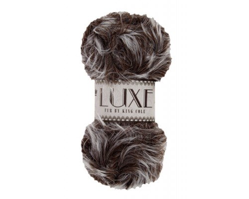 KingCole Luxe Fur ( 4-Medium,100g )
