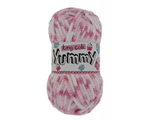 KingCole Yummy ( 6-Super Bulky,100g )