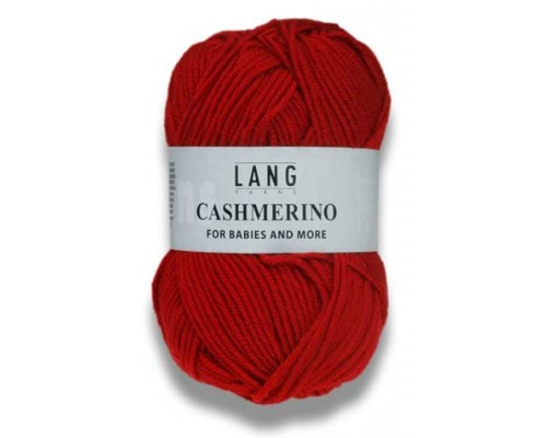Lang Cashmerino for Babies and more ( 2-Fine ,50g )
