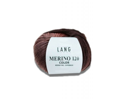 Lang Merino 120 Color ( 3-Light ,50g )