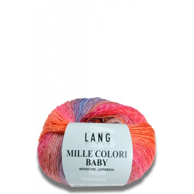 Lang Mille Colori Baby ( 2-Fine ,50g )