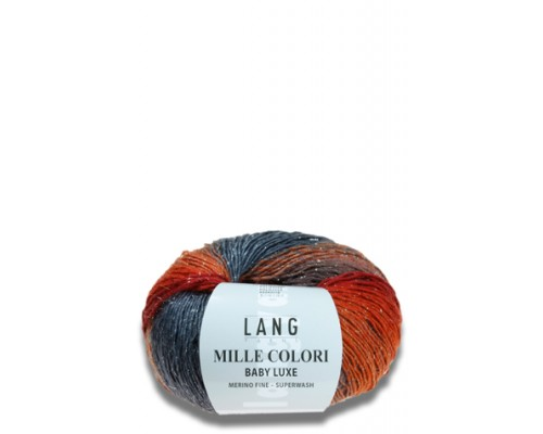 Lang Mille Colori Baby Luxe ( 2-Fine ,100g )