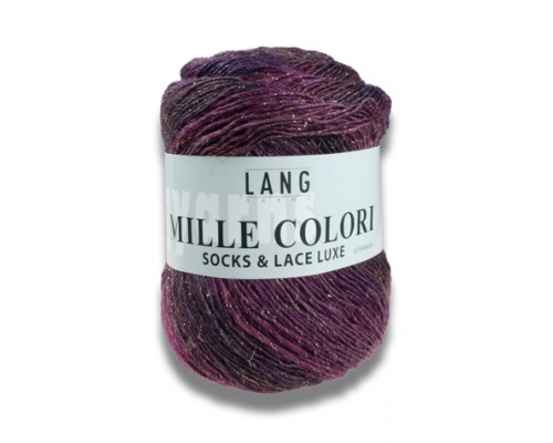 Lang Mille Colori Sock and Lace Luxe ( 1-Super Fine ,100g )
