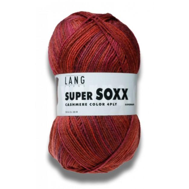 Lang Super Soxx Color Cashmere ( 1-Super Fine ,100g )
