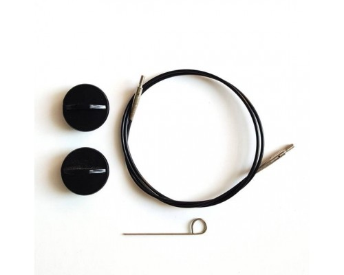 LYKKE Black Cord For Interchangeable Needle