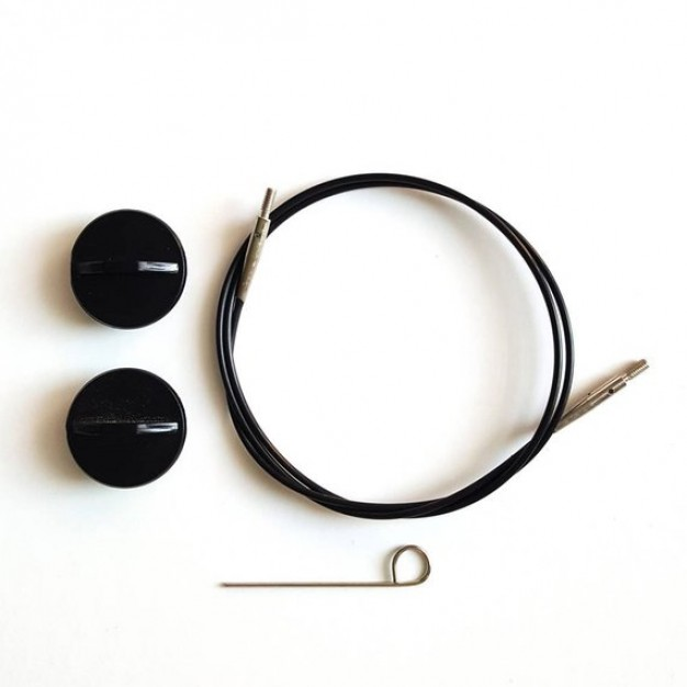 LYKKE Black Cord For Interchangeable Needle