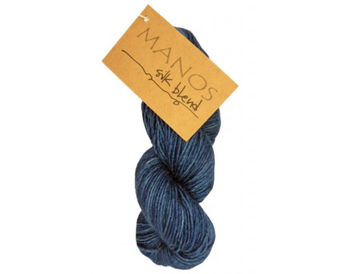 Manos Del Uruguay Silk Blend Semi-Solids Yarn  ( 3 - Light )