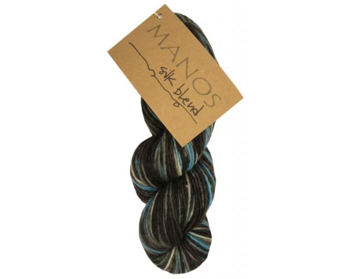 Manos Del Uruguay Silk Blend Space-Dyed Yarn  ( 3 - Light )