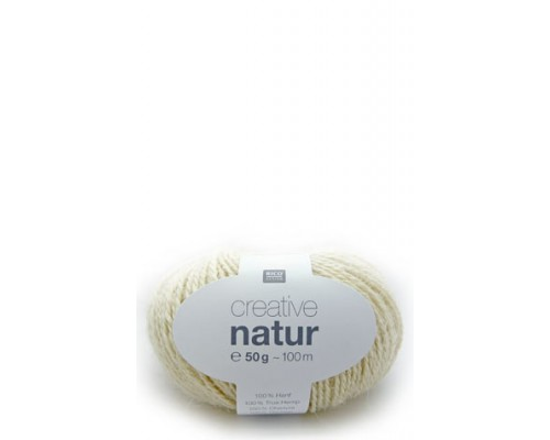 Rico Creative Natur Yarn  ( 3 - Light )
