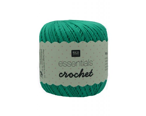 Rico Essentials Crochet Yarn  ( 2 - Fine )