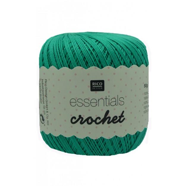 Rico Essentials Crochet Yarn  ( 2 - Fine )