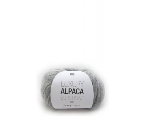 Rico Luxury Alpaca Superfine Aran Yarn  ( 4 - Medium )