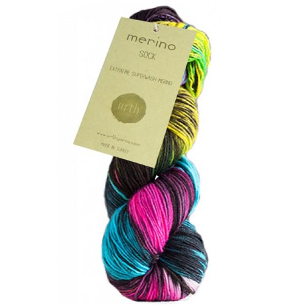 Urth Merino Sock Yarn  ( 2 - Fine )