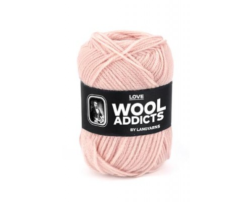 Wool Addicts By Lang Love ( 1-Super Fine ,25g )