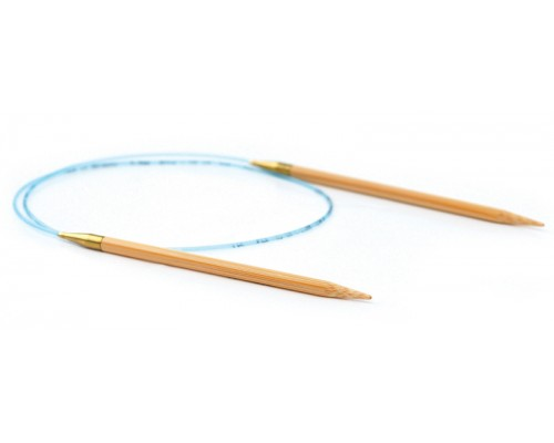 "Addi Naturabamboo Circular Knitting Needle 16"" / 40 cm"