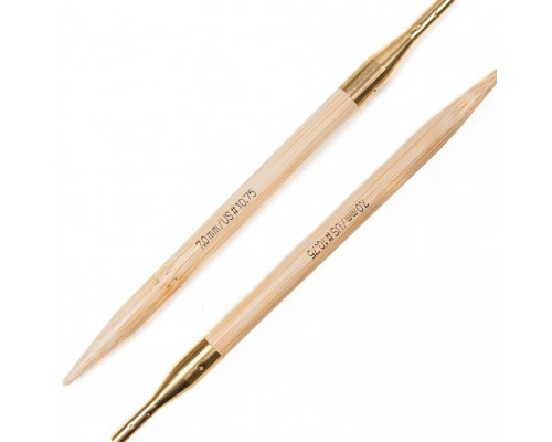 "Addi Click Turbo Bamboo Tips ( 5"" )"