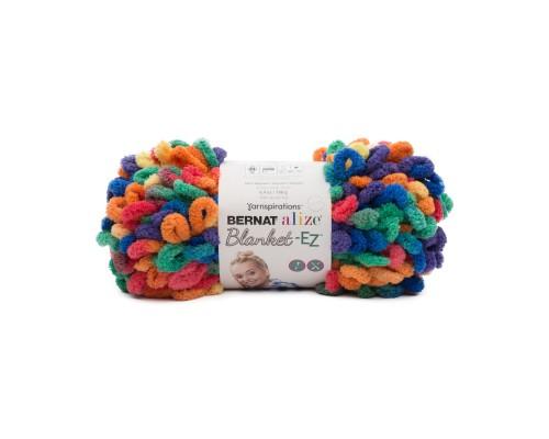 Bernat alize Blanket-EZ Yarn ( 7-Jumbo&Fancy,180g )