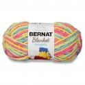 Bernat Blanket Brights Yarn (6-Super Chunky, 300g)