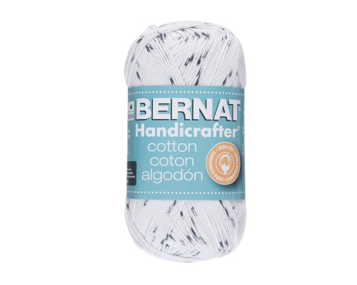 Bernat Handicrafter Cotton Big Ball Yarn ( 4 - Medium, 340g/400g)