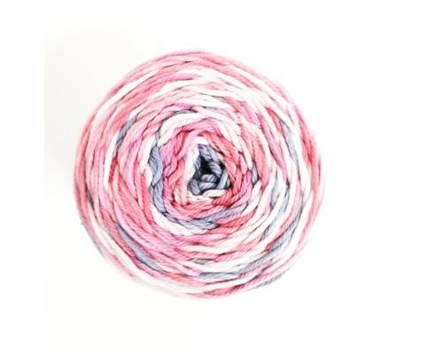 Bernat Handicrafter Cotton Stripey Yarn( 4 - Medium, 85g )