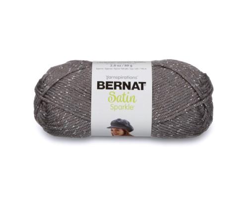 Bernat Satin & Sparkle ( 4 - Medium, 100g)